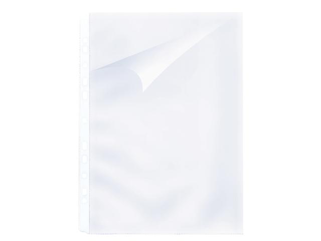 Folie  protectie L pentru documente A4, 140 microni, KANGARO - cristal