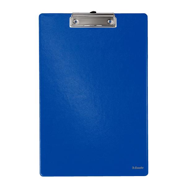 Clipboard ESSELTE simplu, PP - albastru
