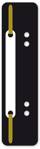 Alonje din plastic A5, 100/set, KANGARO - negru