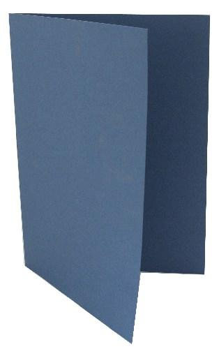 Dosar carton simplu ELBA - albastru
