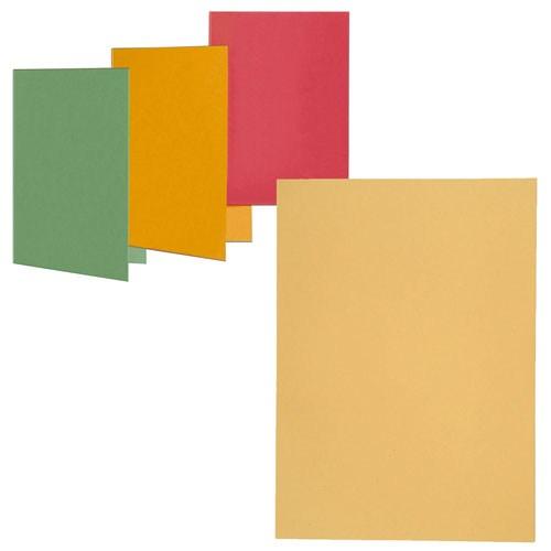 Dosar carton simplu ELBA - orange