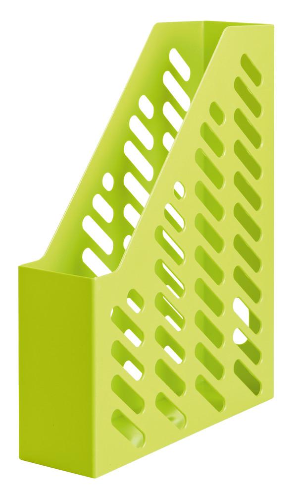 Suport vertical plastic pentru cataloage HAN Klassik Trend-colours - lemon