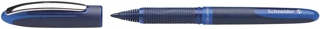 Roller cu cerneala SCHNEIDER One Business, ball point 0.6mm - scriere albastra