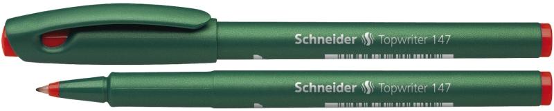 Liner SCHNEIDER Topwriter 147, varf 0.6mm - rosu