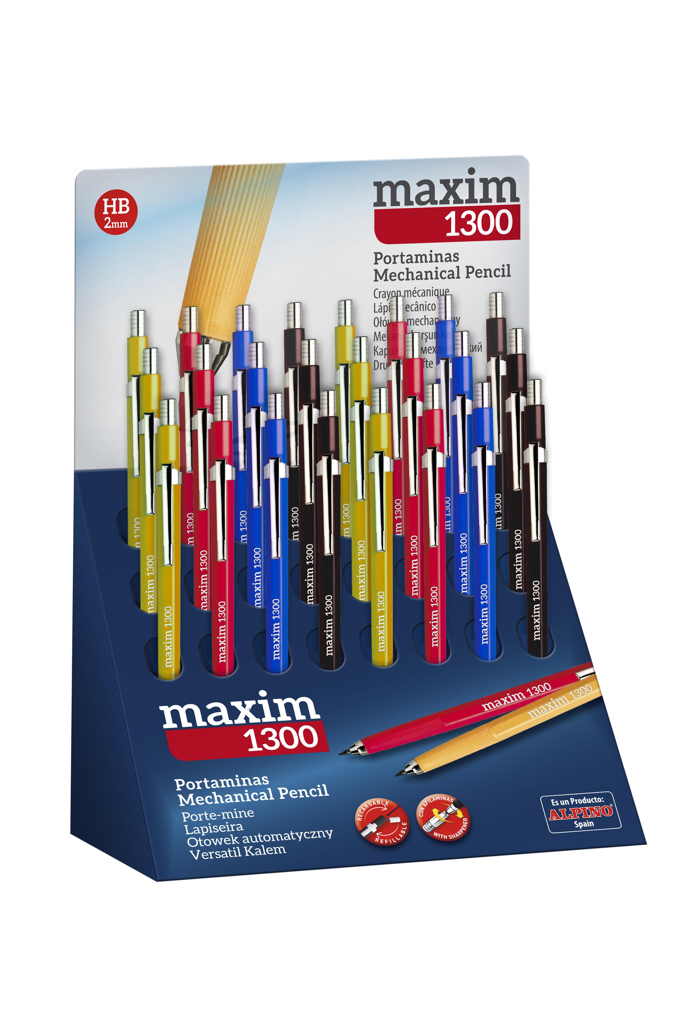 Creion mecanic 2mm, ALPINO Maxim