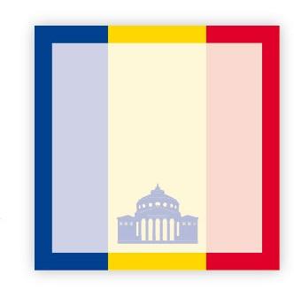Cub notes autoadeziv 70 x 70 mm, 400 file, Stickn Romania