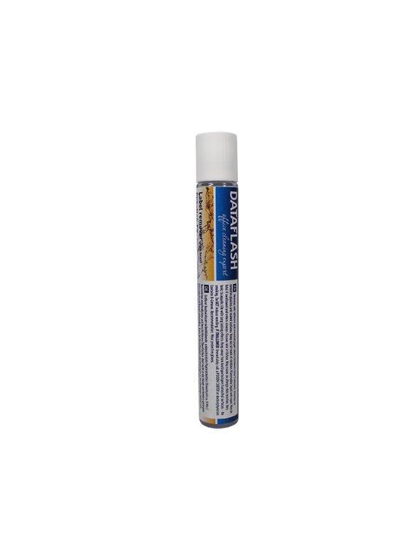 Tub cu lichid pentru curatare (indepartare) etichete, 15ml, DATA FLASH