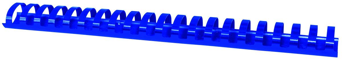 Inele plastic 32 mm, max 300 coli, 50buc/cut Office Products - albastru