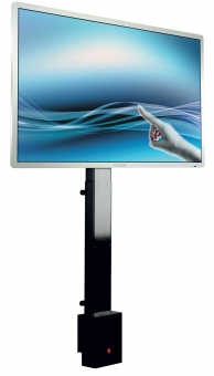 Suport vertical de perete pentru monitor Focus touch 55-70, electric, SMIT